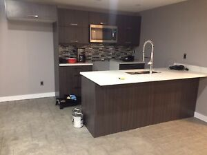 Broadway-2bedroom basement suite