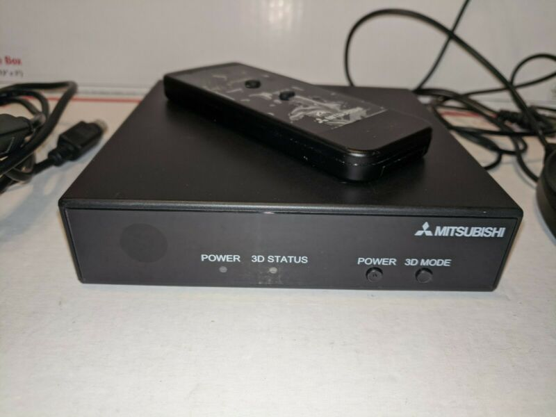 Mitsubishi Electric 3D Adapter Console Box 3DC-1000