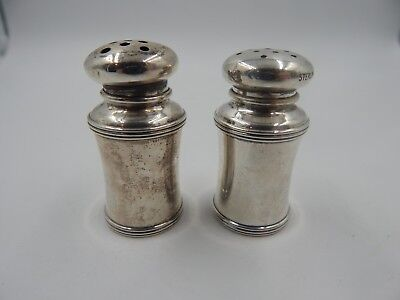 Sterling Silver Salt and Papper Shakes 215 27 g