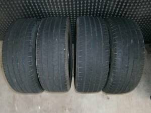 4 x 215/60r/16 light truck 60% to 70% tread suit utes & trailers Hendra Brisbane North East Preview