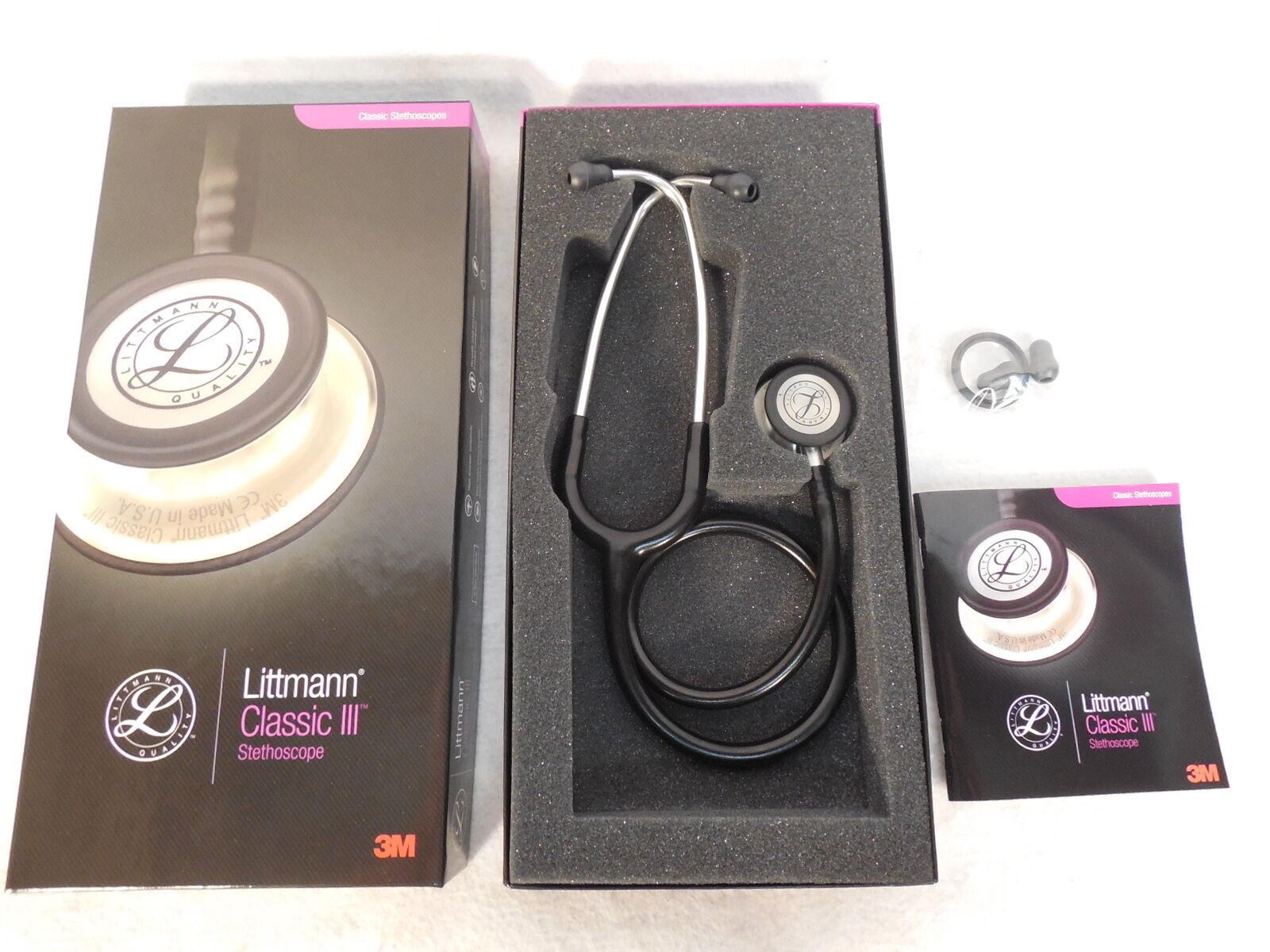 3M Littmann Classic III Nurses Stethoscope - 33 Colors NIB  ~5 Yr Warranty~