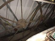 Steel Wagon Wheels  Strathalbyn Alexandrina Area Preview
