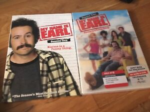 My Name Is Earl DVD's