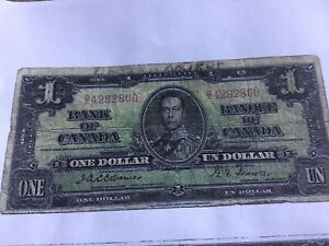Currency's for sale call Glenn at 905-609-3289