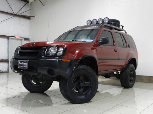 Imagen 1 de Nissan Xterra  red