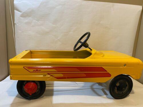 Vintage AMF Sport GT Metal Pedal Car