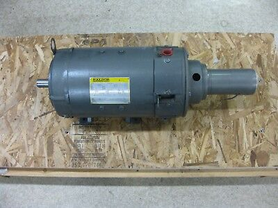 Baldor 5 Hp 500v Dc Motor 17502300 Rpm D5005p Pl186030628