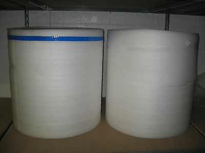 116 Pe Foam Packaging Rolls 24 X 1250 Per Order - Ships Free