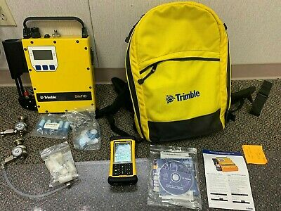 Trimble Sitefid Datafid Flame Ionization Detector With Nomad Sitefid Monitor