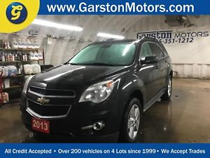 2013 Chevrolet Equinox 2LT*LEATHER*BACK UP CAMERA**MY LINK PHONE