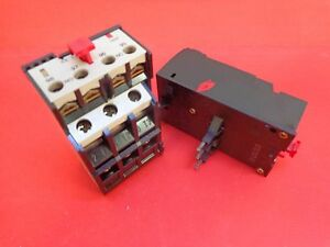 2-X-RELE-039-TERMICO-PER-MINI-CONTATTORE-11MC9-11RF9-1V5-LOVATO-0-9-1-5-A