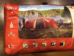 10 person tent - Roots Glacier Lake - 3 rooms
