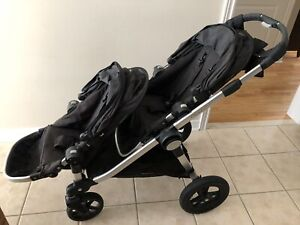 Amazing Condition Baby Jogger City Select Double Stroller