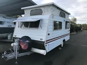 1994 Jayco Rear Entry Poptop - Single Beds - Full Annexe
