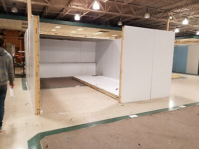 Walk-in Cooler 10w X 14d X 10h We Finance Deliver And Assemble