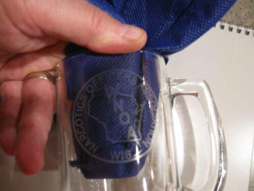 WNOA Wisconsin Narcotics Officer Association Police Mug Cup