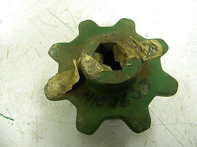 Sproket An102633 8 Tooth Fits J D 300 Corn Picker Corn Husker