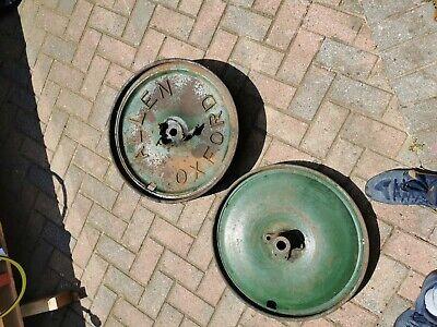 2  X Wheels ALLEN OXFORD