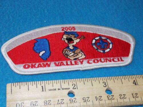 Okaw Valley Council 2005 JSP - Popeye