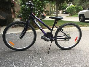 "26"" wheel , 5 speed kid's mountain bike."