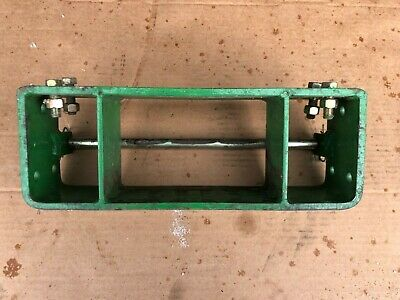John Deere Tractor Suitcase Weight Boxbracket 15 38 X 5 12 X 3 12