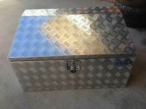 Aluminium Tool Box, Excellent Condition. Deagon Brisbane North East Preview