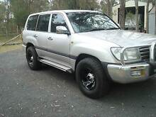 Toyota Land Cruiser Mag Wheels ROH 5 stud 100 series Lowood Somerset Area Preview