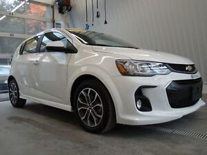 2017 Chevrolet Sonic RS TURBO TOIT MAGS