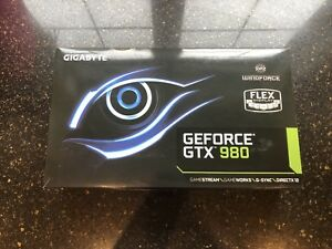 Gigabyte GTX 980 4GB windforce