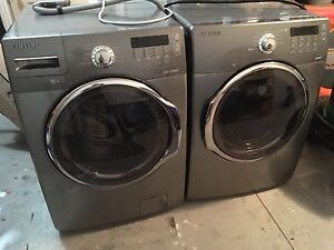 Washer & Dryer combo (bearings gone in washer)