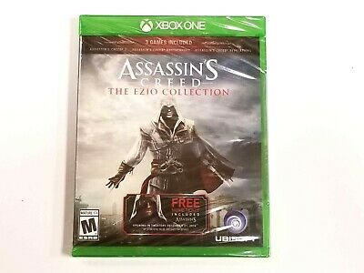 Assassin's Creed The Ezio Collection for Microsoft XBOX ONE *BRAND NEW*