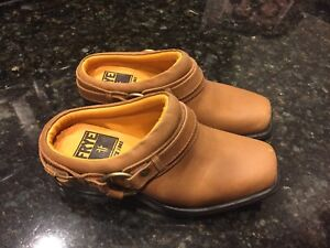 Girls FRYE shoes- size 1