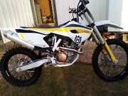 HUSQVARNA FC 450 Only Done 9 Hours Riding, No Racing Rosebery Palmerston Area Preview