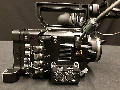 Sony PMW-F5 4K CineAlta Digital Cinema Camera w/ OLED Viewfinder & 4K Upgrade. for sale  Watertown