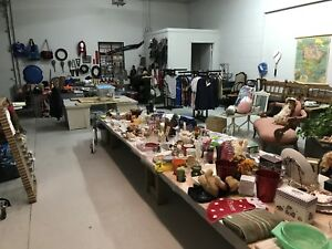 HUGE GARAGE SALE - SATURDAY- OCT. 21 - 988 Champlain St. Dieppe