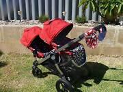 Baby Jogger City Select Twin Pram Beechboro Swan Area Preview