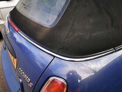 FRONT BUMPER MOULDING CHROME R//H fits MINI MINI Hatchback MN3041243 01/>06