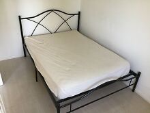 Queen Size Bed-frame and matress Sunnybank Hills Brisbane South West Preview
