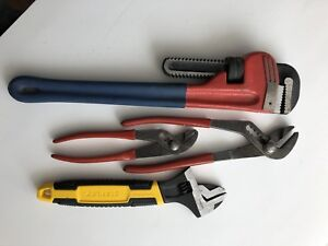 Plumbers Wrenches