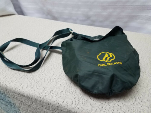 Girl Scouts of America Mess Kit Cook Set Camping 6 Piece Vintage Includes Cup