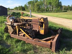 1952 Cat Caterpillar D2 Dozer With Blade Good Condition