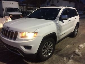 2014 JEEP GRANDCHEROKEE LIMITED!
