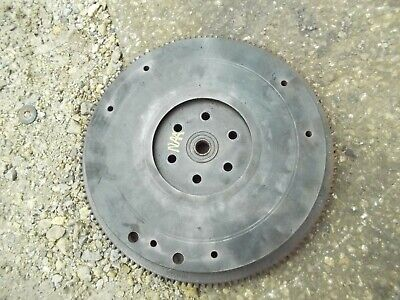 Ford Naa Tractor Original Engine Motor Flywheel W Starter Ring Gear