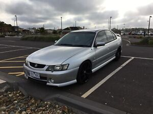 Holden Commodore Vy SS