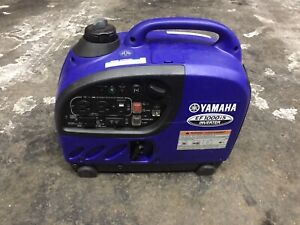 Yamaha inverter EF1000 Generator