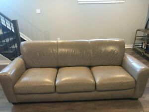 Sofa And Matching Accent Chair