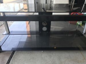 TV Table - Glass