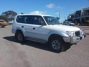 1997 Toyota LandCruiser Wagon Whyalla Playford Whyalla Area Preview