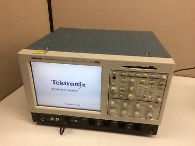 Tektronix Csa7404 Communications Signal Analyzer 4ghz 20gss As-is Please Read