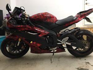 2007 Yamaha R6 $4300 obo